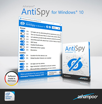 AntiSpy for Windows 10 1 351x360