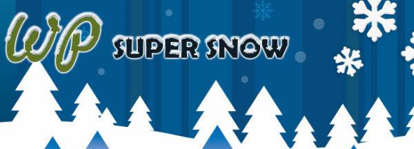 WP-Super-Snow-