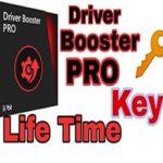 Driver Booster PRO 7 ключ
